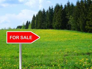 Ilustrační foto (www.shutterstock.com), parcely na prodej
