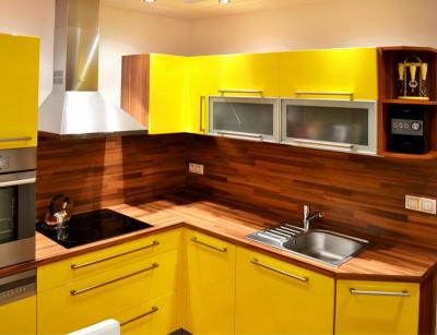 Moderní kuchyně, Foto: www.stylishrooms.cz