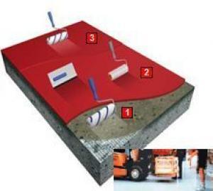 Obr: Remmers, systém 3 pro zvýšenou zátěž