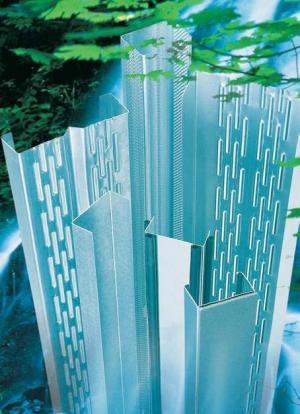Foto: Lindab, konstrukční prvky