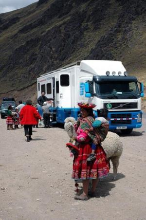 Na cestách v Peru