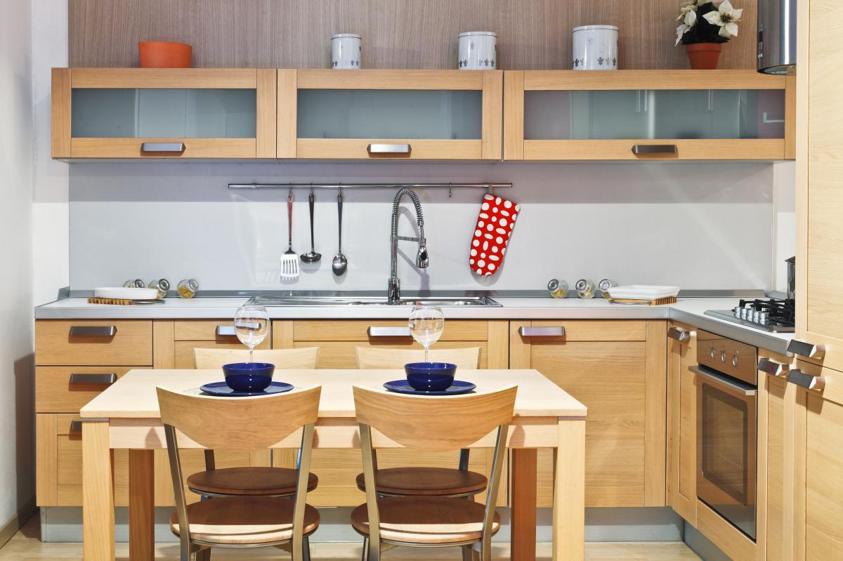 Kuchyn for Cocina y refrigerador juntos